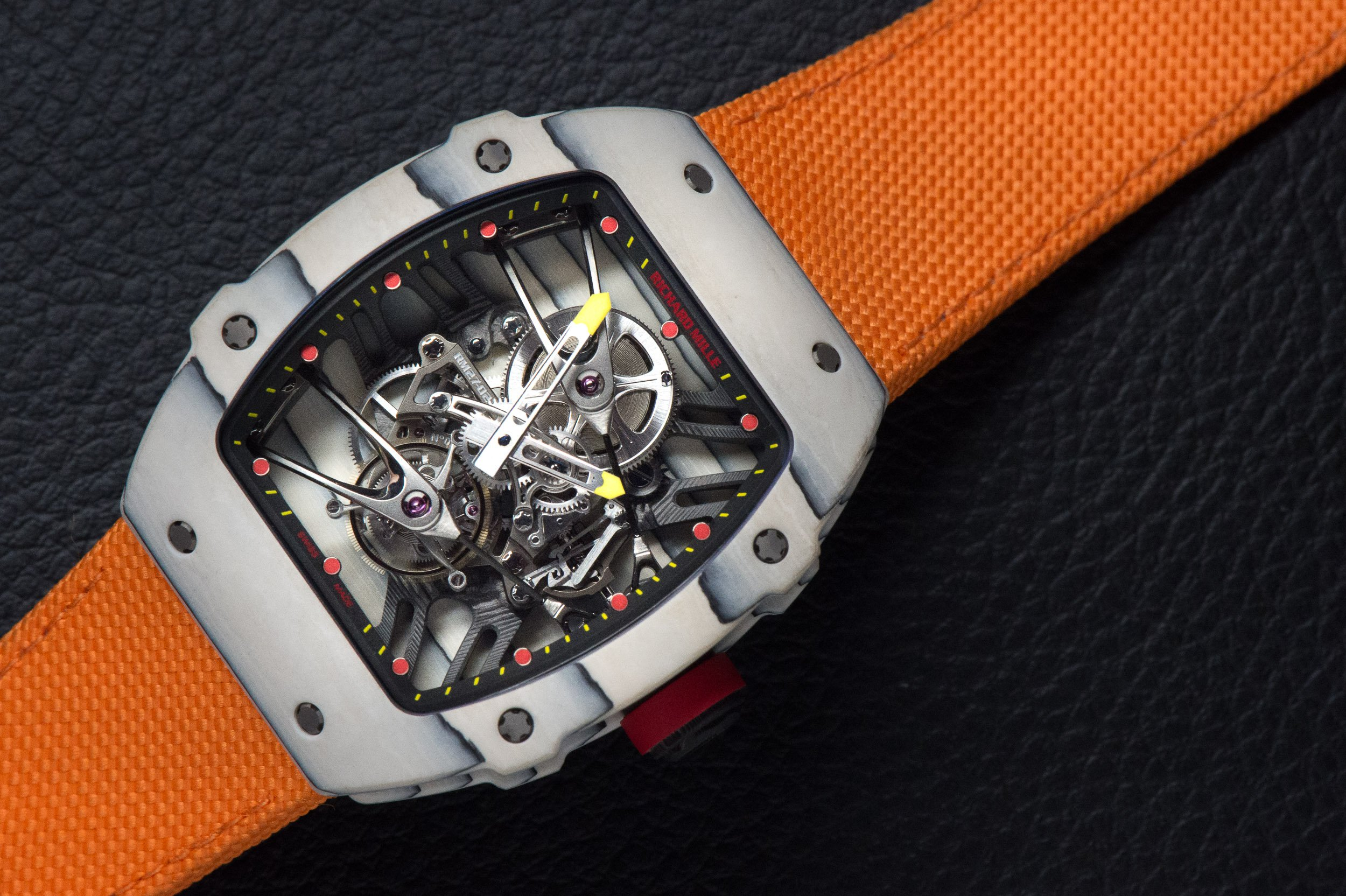 Replica Watches Richard Mille Rm 27 02 Rafael Nadal Replica Jacob Co Watches