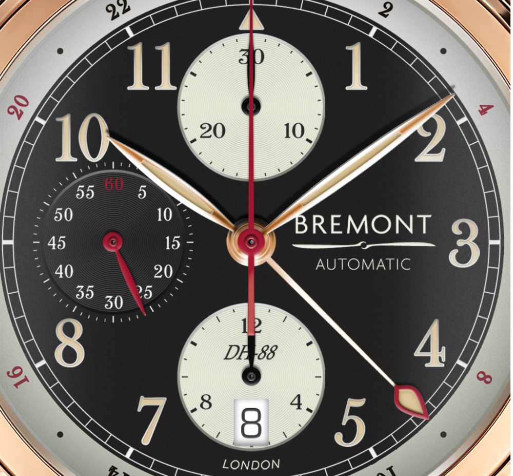 -Bremont-Comet-DH-88-Watch-
