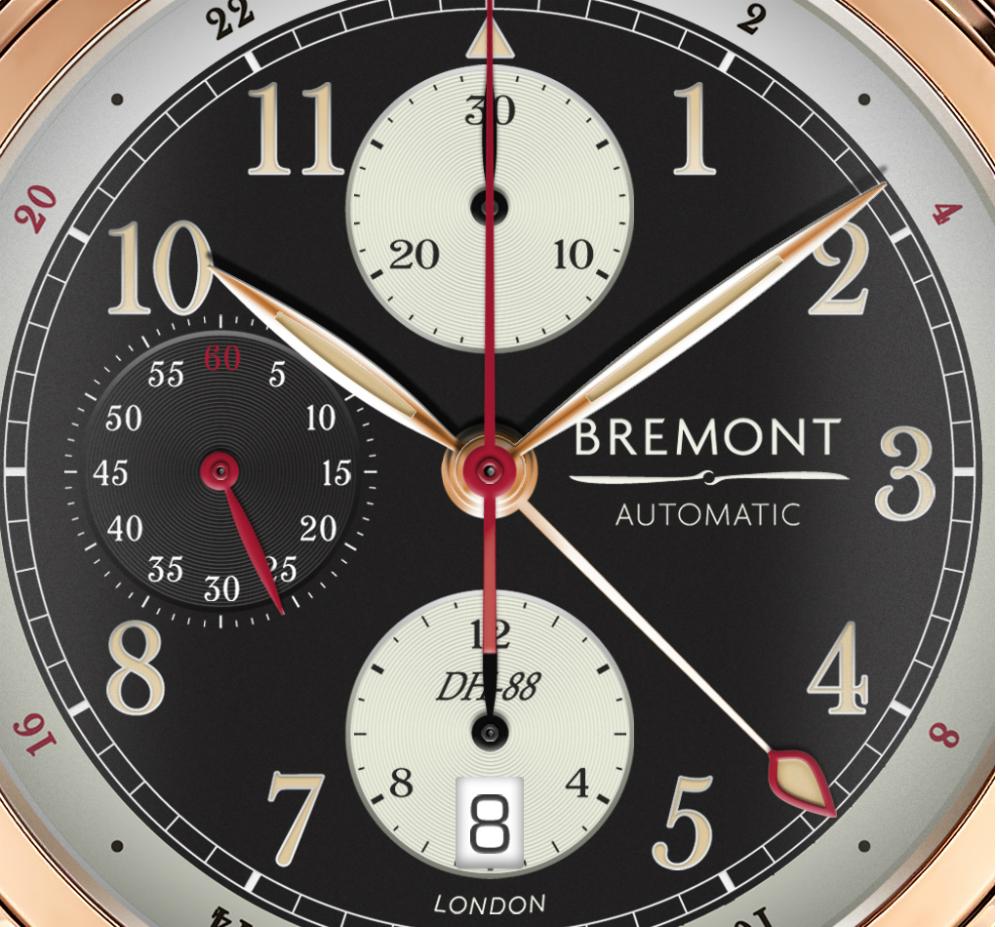 -Bremont-Comet-DH-88-Watch-