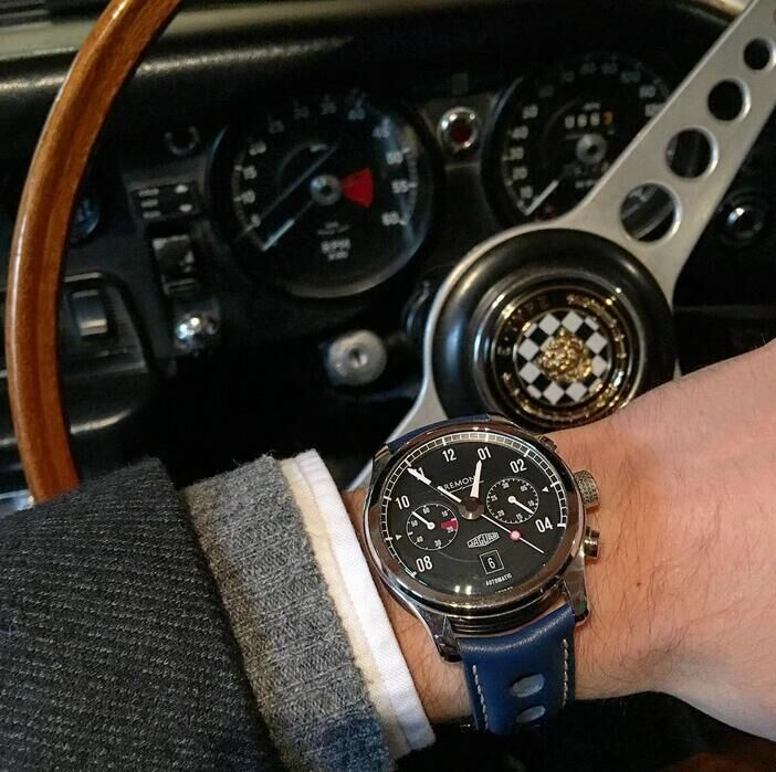 Bremont Jaguar MLIII Watch