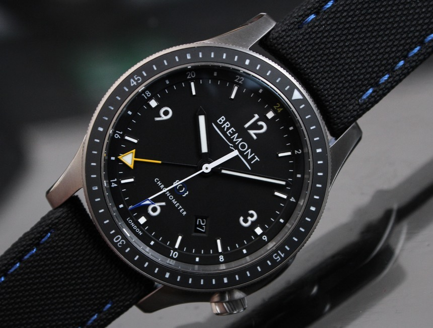 Bremont_Model-1-Ti-GMT-