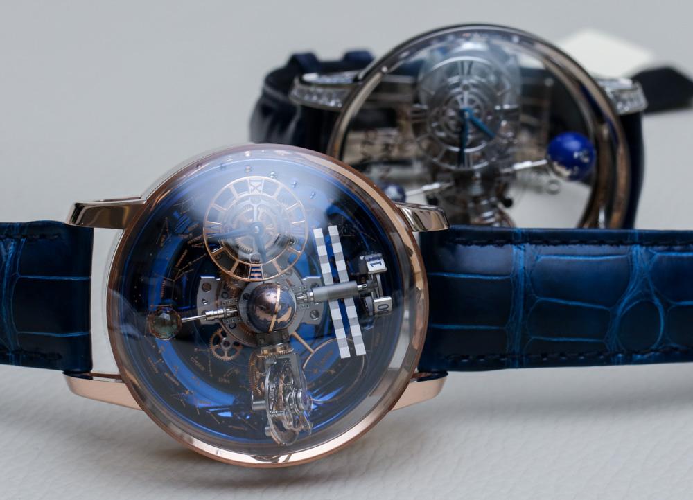 Jacob-Co Astronomia-Sky-Celestial-Panorama-Gravitational-Triple-Axis-Tourbillon-Watch