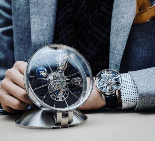 Each Jacob & Co. Astronomia is amazing with its high level of craftsmanship.