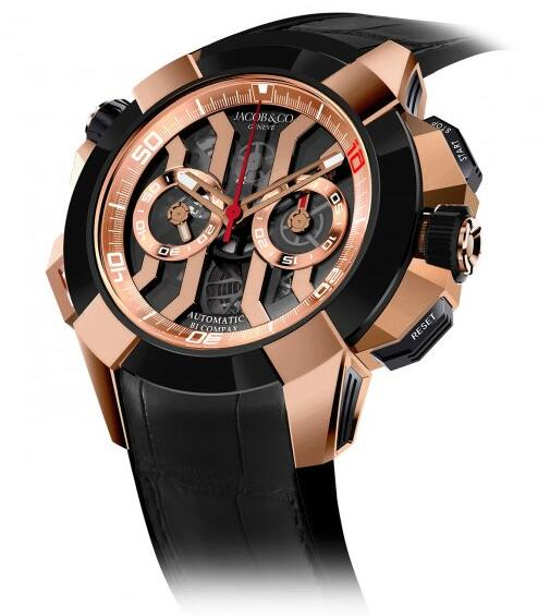 Excellent duplication watches forever are complex in the structure.