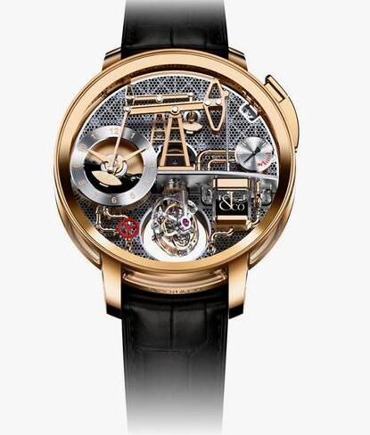 Swiss reproduction watches online have exquisite parts.