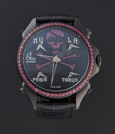 Forever imitation watches are fantastic with rubies.