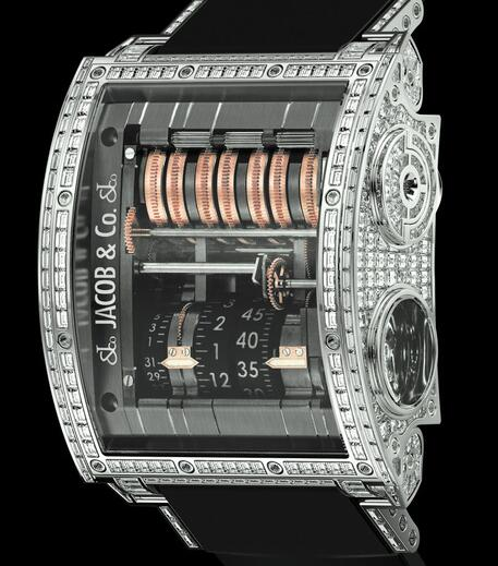 Swiss reproduction watches online demonstrate the unique modeling.