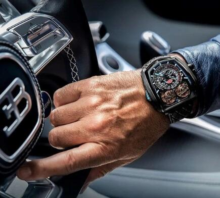 The Jacob & Co.Bugatti fake watches are with high quality.