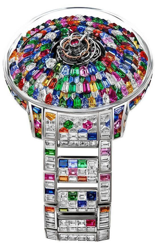The online fake watches are large with 50mm in diameter.
